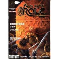 Jeu de Rôle Magazine N° 1 (revue de jeux de rôles) 005