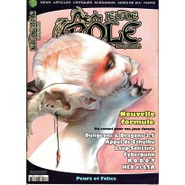 Jeu de Rôle Magazine N° 7 (revue de jeux de rôles) 002