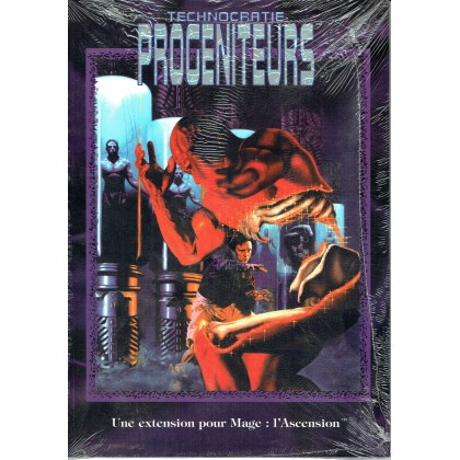 Technocratie: Progéniteurs (jdr Mage L'Ascension en VF) 005