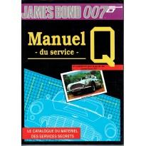Manuel de Service Q (jeu de rôle James Bond 007 en VF)