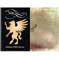 Venzia - L'écran et son dossier du Maître de Jeu (jdr en VF des éditions des XII Singes) 005