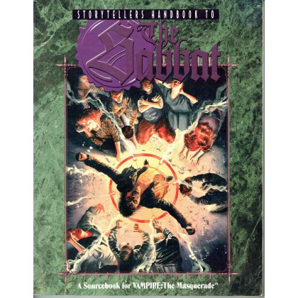 Storytellers Handbook to the Sabbat (jdr Vampire The Masquerade en VO) 004
