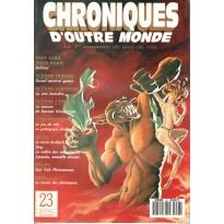 Chroniques d'Outre Monde N° 23 (magazine de jeux de rôles) 003