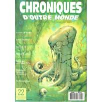Chroniques d'Outre Monde N° 22 (magazine de jeux de rôles)