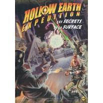 Les Secrets de la Surface (jdr Hollow Earth Expedition en VF)