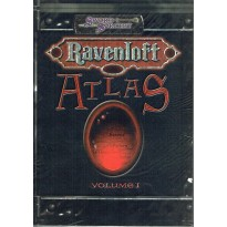 Ravenloft - Atlas Volume 1 (jdr Sword & Sorcery d20 System en VF)