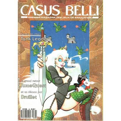 Casus Belli N° 38 (magazine de jeux de simulation) 005