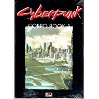Corpo Book 1 (jdr Cyberpunk 1ère édition en VF) 004