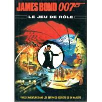 James Bond 007 - Le Jeu de rôle (livre de règles de Jeux Descartes en VF) 007