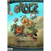 Jeu de Rôle Magazine N° 9 (revue de jeux de rôles) 002