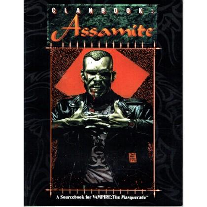 Clanbook - Assamite (jdr Vampire The Masquerade en VO) 002