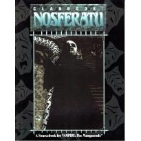 Clanbook - Nosferatu (jdr Vampire The Masquerade en VO)