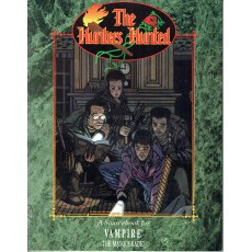 The Hunters Hunted (jdr Vampire The Masquerade en VO)