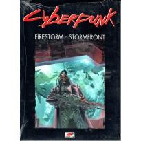 Firestorm: Stormfront (jdr Cyberpunk 1ère édition en VF) 002