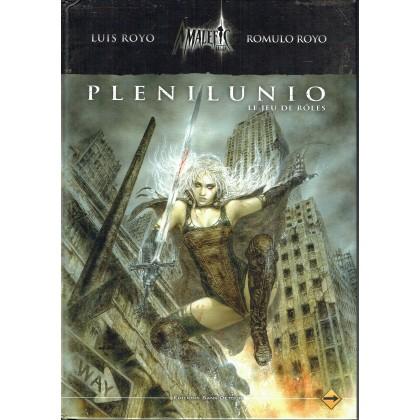 Plenilunio - Le Jeu de Rôles (livre de base jdr Sans Détour en VF) 002