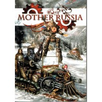Steamshadows - Mother Russia (JDR Editions en VF) 001