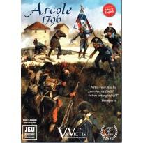 Arcole 1796 - Série Jours de Gloire (wargame complet Vae Victis en VF & VO) 001