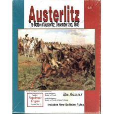 The Battle of Austerlitz, December 2nd, 1805 (wargame The Gamers en VO)