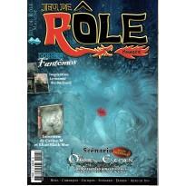 Jeu de Rôle Magazine N° 26 (revue de jeux de rôles) 003