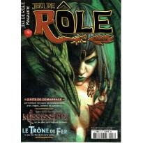 Jeu de Rôle Magazine N° 16 (revue de jeux de rôles) 003