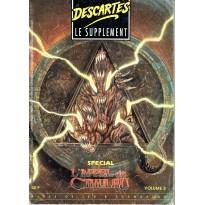Descartes Le Supplément Volume 3 - Spécial L'Appel de Cthulhu (magazine Jeux Descartes) 002