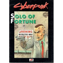 Solo of Fortune (jdr Cyberpunk 1ère édition en VF) 003