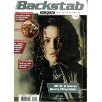 Backstab N° 45 (le magazine des jeux de rôles) 001