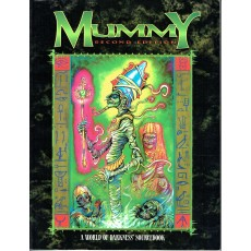 Mummy - Second Edition (Rpg The World of Darkness en VO)