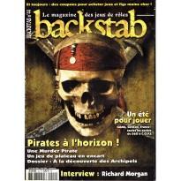Backstab N° 44 (le magazine des jeux de rôles) 003