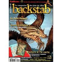 Backstab N° 40 (magazine de jeux de rôles) 003