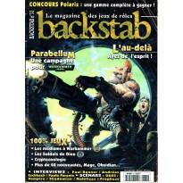 Backstab N° 31 (magazine de jeux de rôles) 002