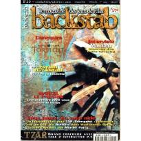 Backstab N° 20 (magazine de jeux de rôles) 001
