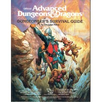 Dungeoneer's Survival Guide (jdr AD&D 1ère édition en VO) 004