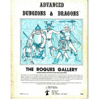 The Rogues Gallery (jdr AD&D 1ère édition en VO)