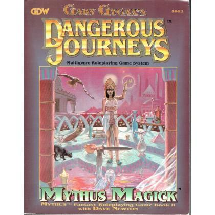 Dangerous Journeys - Mythus Magick (jdr Gary Gygax en VO) 002