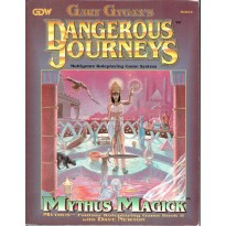 Dangerous Journeys - Mythus Magick (jdr Gary Gygax en VO) 002