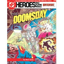 Brainiac - The Doomsday Program (jdr DC Heroes RPG en VO) 001