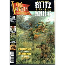 Vae Victis N° 63 (La revue du Jeu d'Histoire tactique et stratégique)