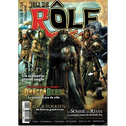 Jeu de Rôle Magazine N° 22 (revue de jeux de rôles) 002