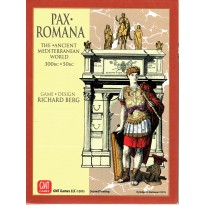 Pax Romana - The Ancient Mediterranean World 300 BC-50 BC (wargame GMT en VO) 002