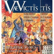 Vae Victis N° 132 avec wargame (Le Magazine du Jeu d'Histoire) 001