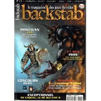 Backstab N° 13 (magazine de jeux de rôles) 002