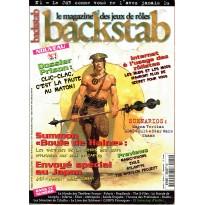 Backstab N° 1 (magazine de jeux de rôles) 003