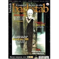 Backstab N° 11 (magazine de jeux de rôles) 001