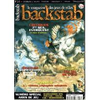 Backstab N° 16 (magazine de jeux de rôles) 001