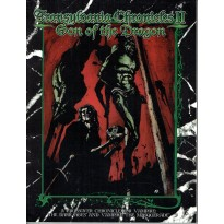 Transylvania Chronicles II - Son of the Dragon (jdr Vampire The Dark Ages en VO) 001