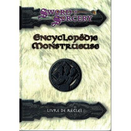 Encyclopédie Monstrueuse - Livre de Règles (jdr Sword & Sorcery - Les Terres Balafrées) 008