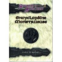 Encyclopédie Monstrueuse - Livre de Règles (jdr Sword & Sorcery - Les Terres Balafrées)