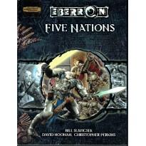 Eberron - Five Nations (jdr Dungeons & Dragons 3.0 en VO) 001