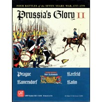 Prussia's Glory II - Battles of the Seven Years War 1757-1759 (wargame GMT en VO) 001